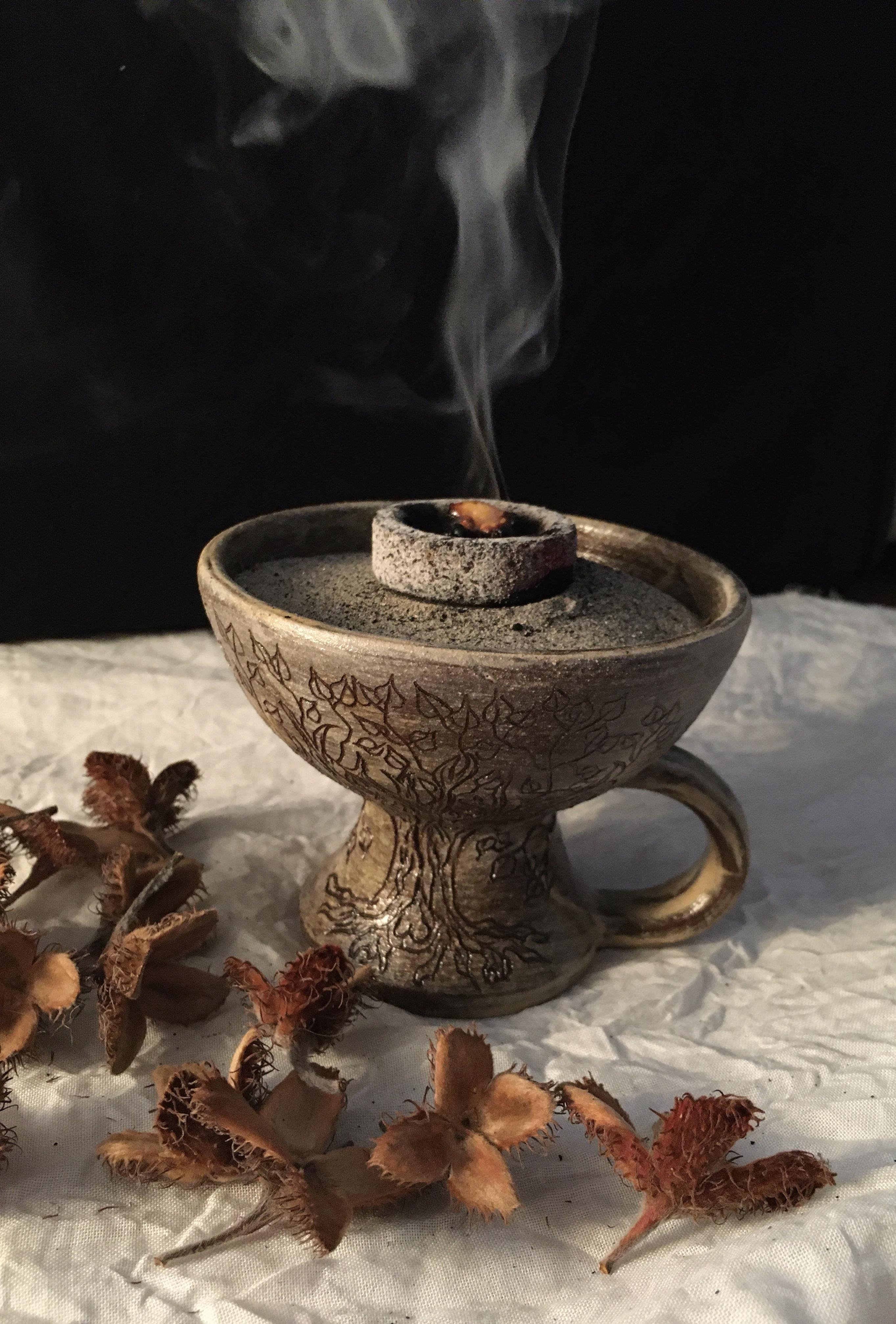Räucherschale - incense bowl